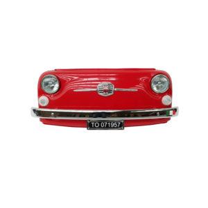 Face-avant-fiat-500-rouge